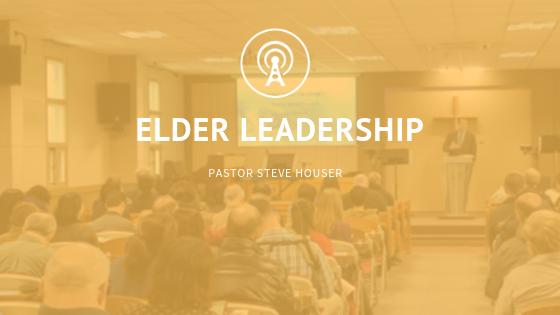Elder Leadership