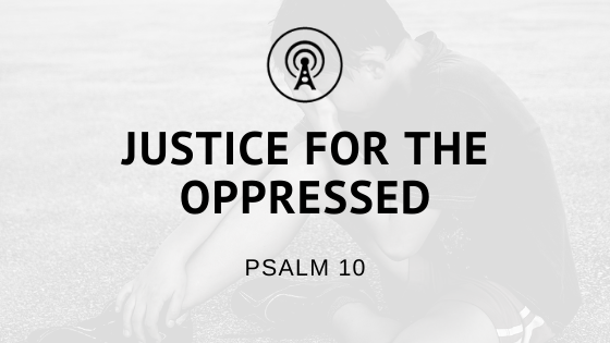 Justice for the Oppressed