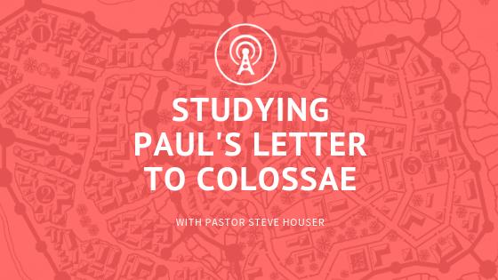 Colossians Study