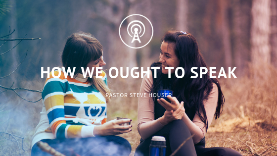 How we Ought to Speak