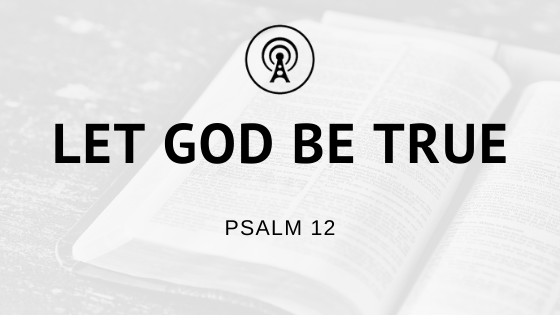 Let God be True