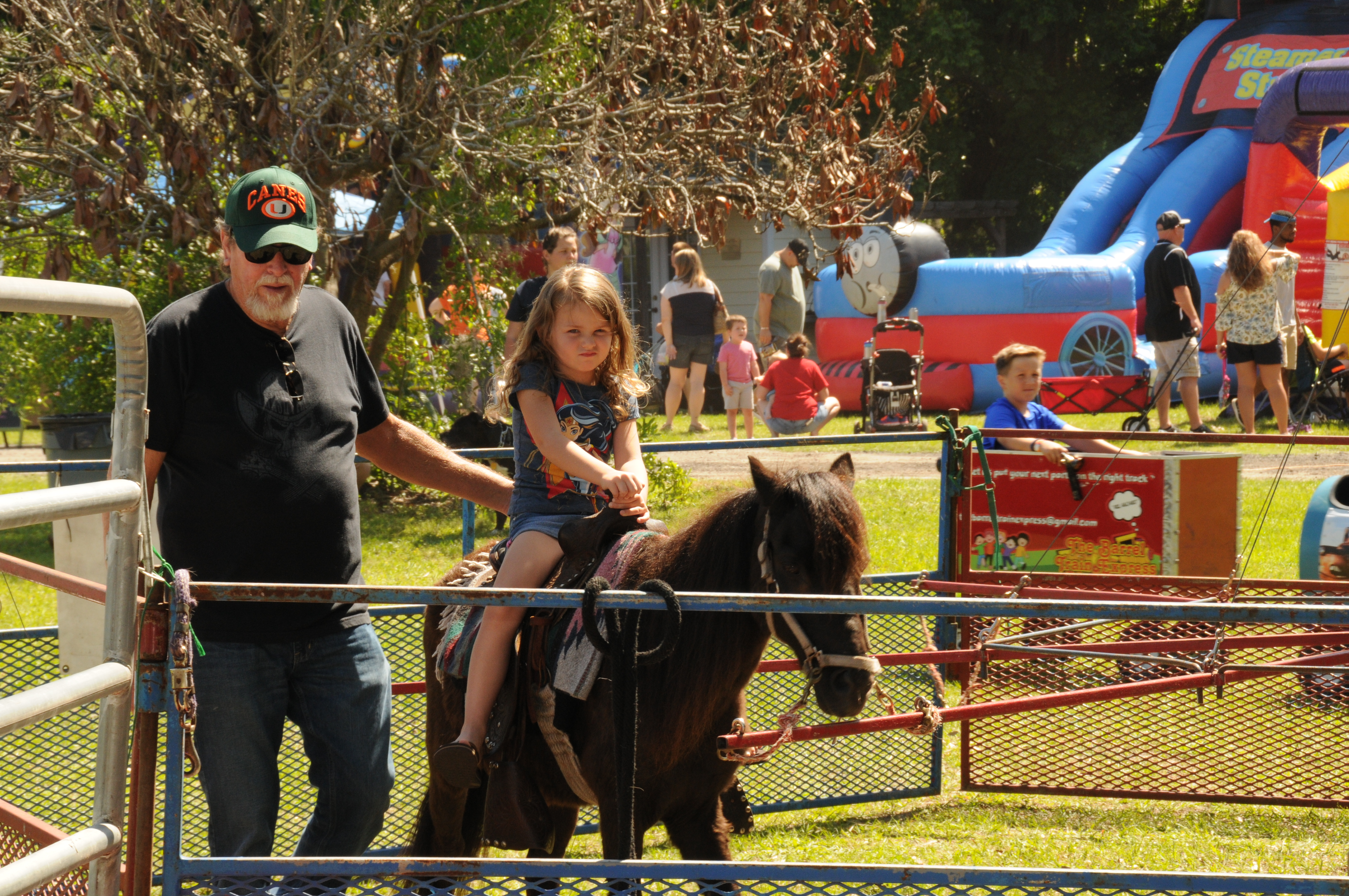 PIONEER DAY PONY RIDE