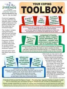 Coping No. 15 -- Your Coping Toolbox, wi