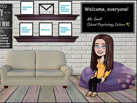 "Website Evaluation: School Psychologist's Virtual ""Resource Room"""