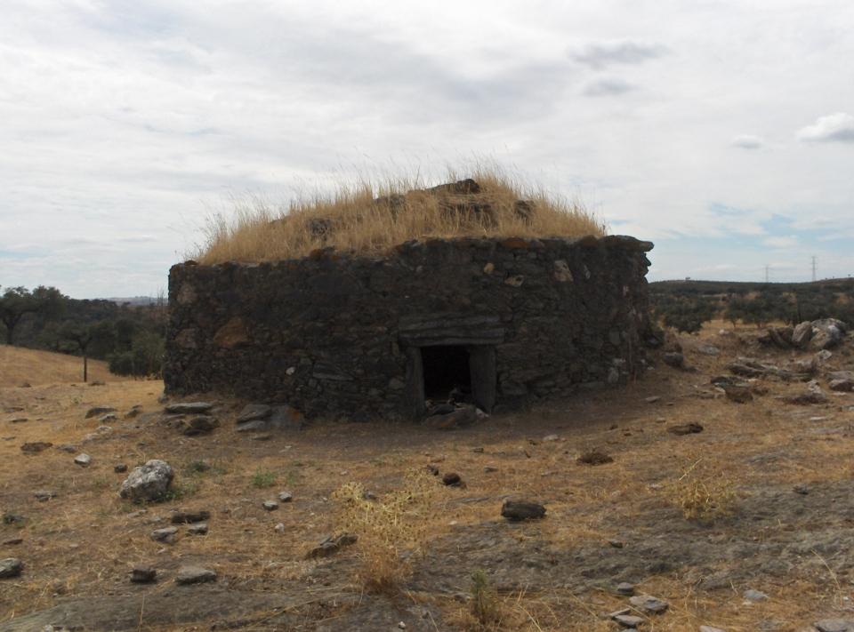 Cabana circular dos Colos