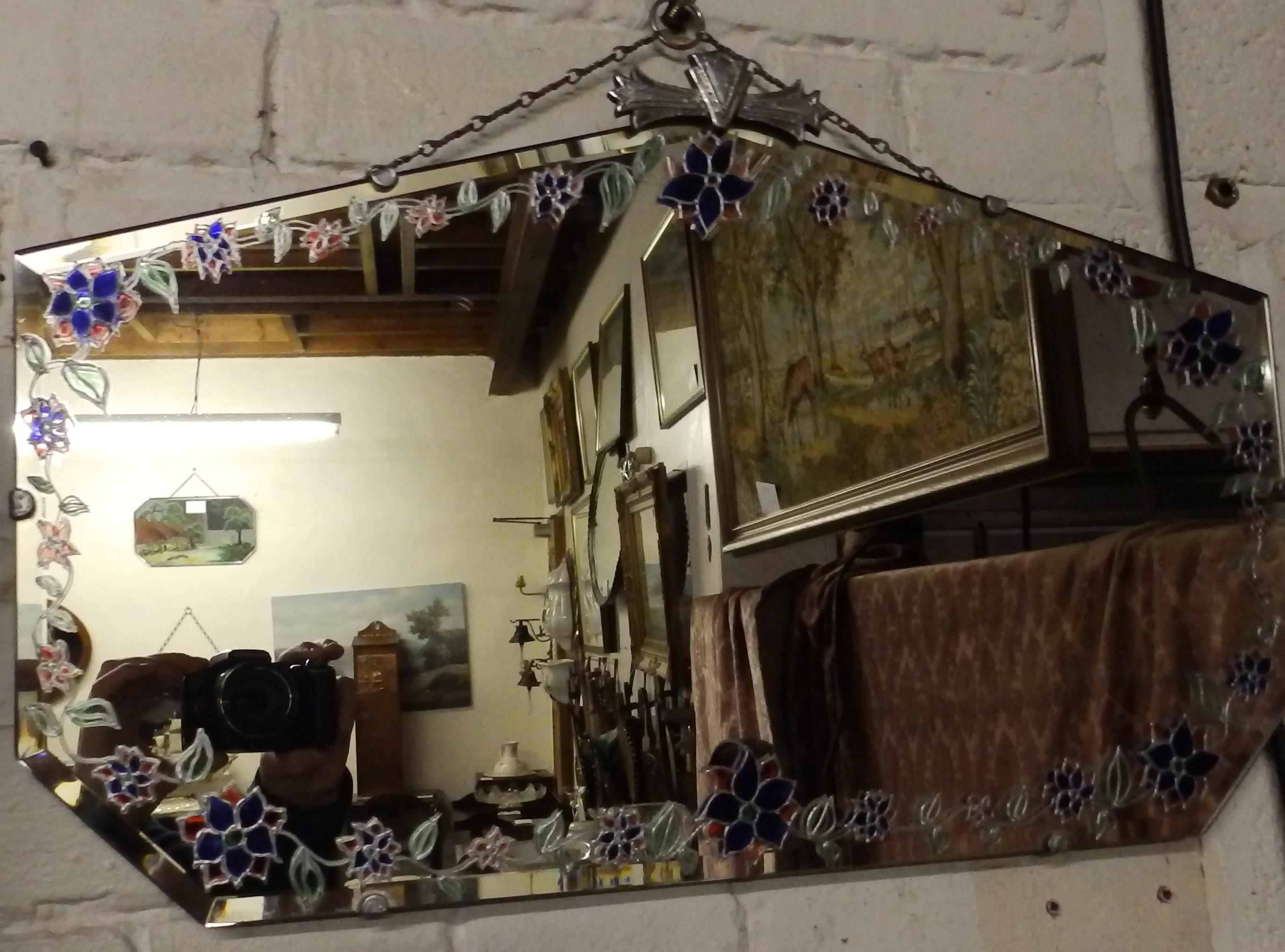 1930/50s mirror
