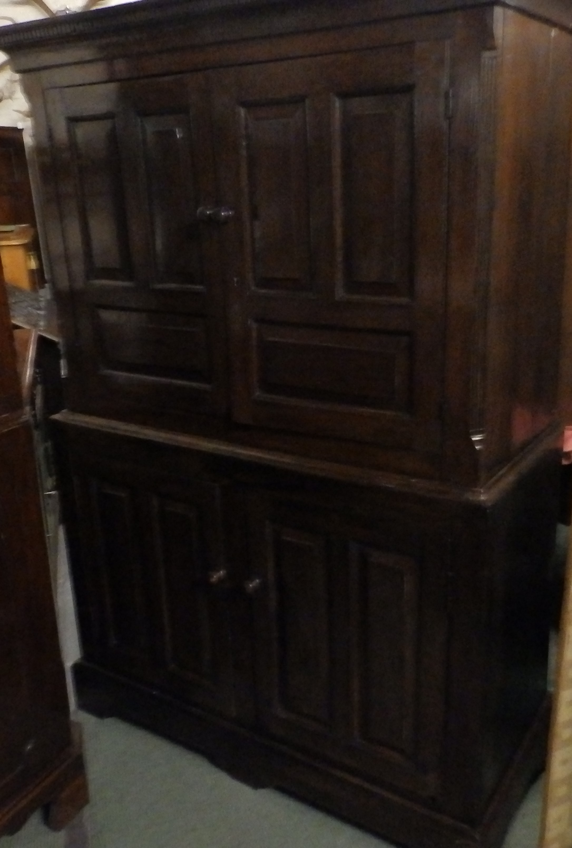 1700s cupboard