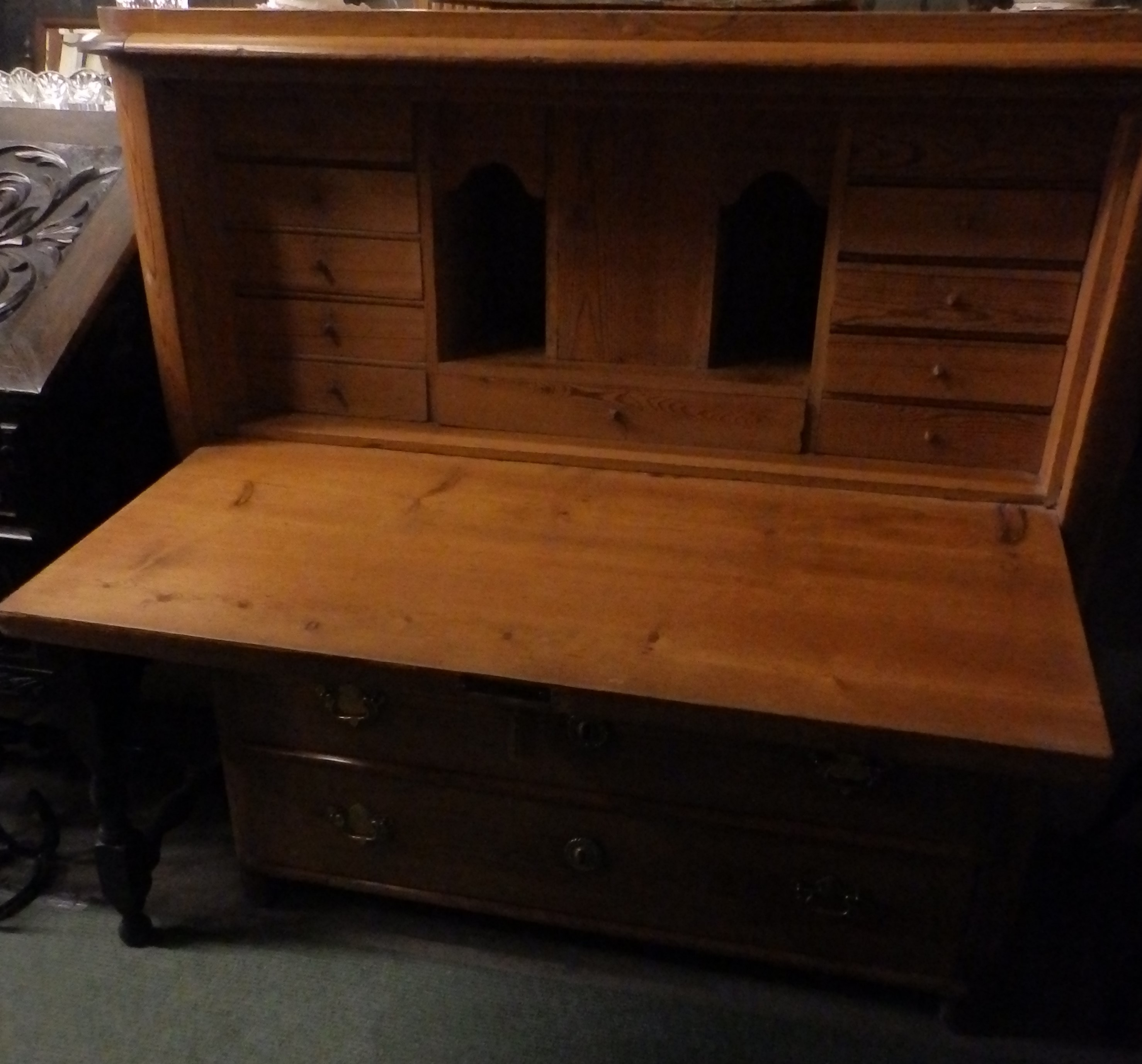 1880 writing  desk