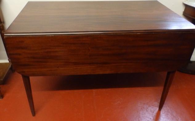 Victorian pembroke table