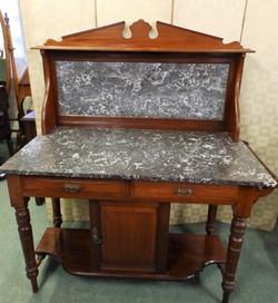 Victorian wash-stand