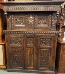 Victorian court/cupboard