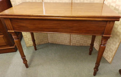 Victorian tea table