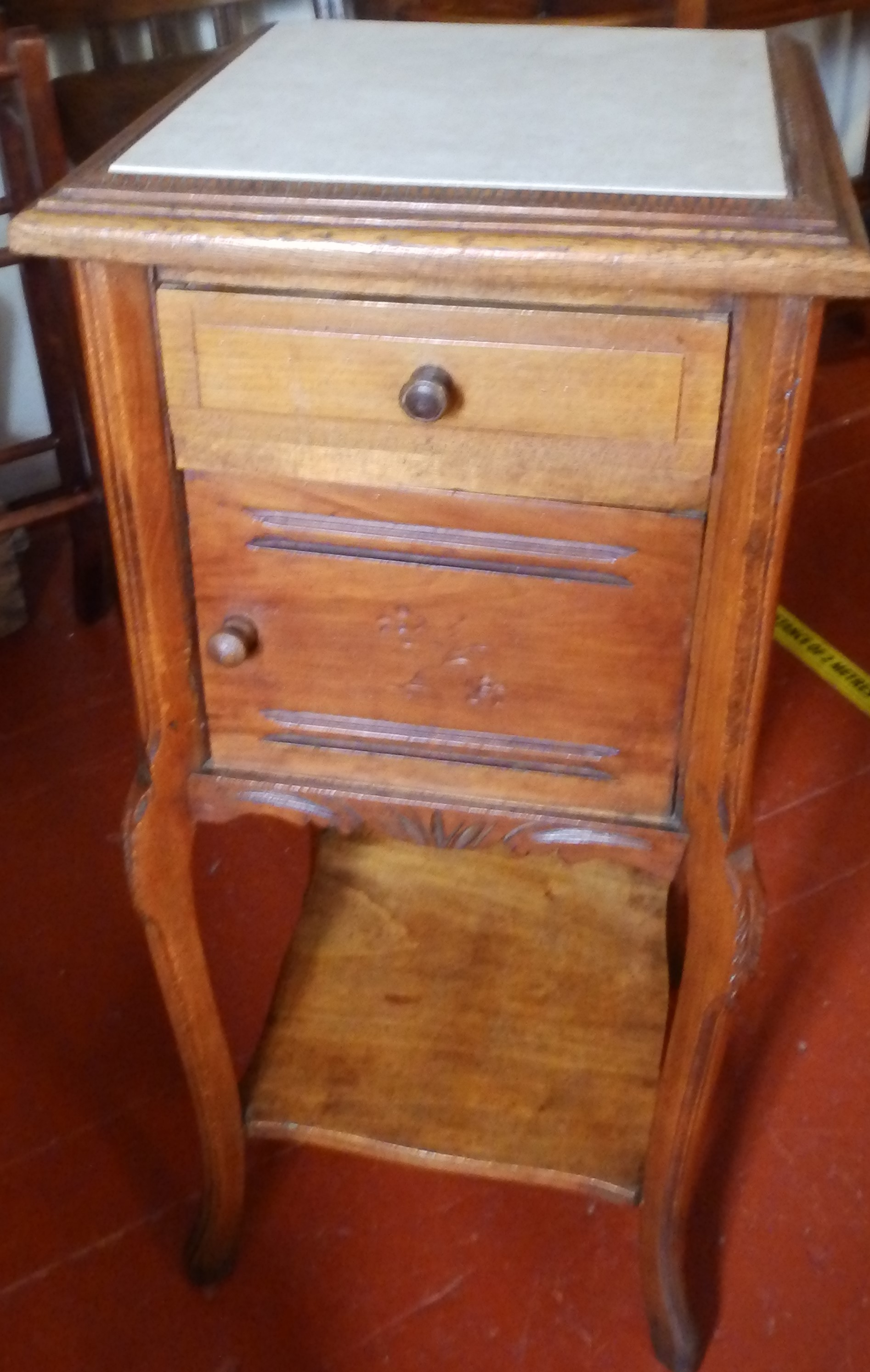 French pot-cupboard