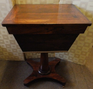 1800s sewing table