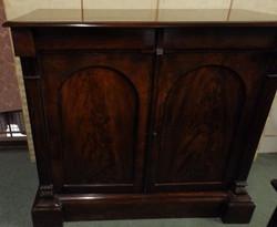 Victorian cupboard