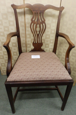 1800s chair