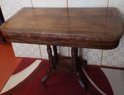1800s Card-table