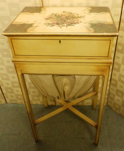 1920s sewing table