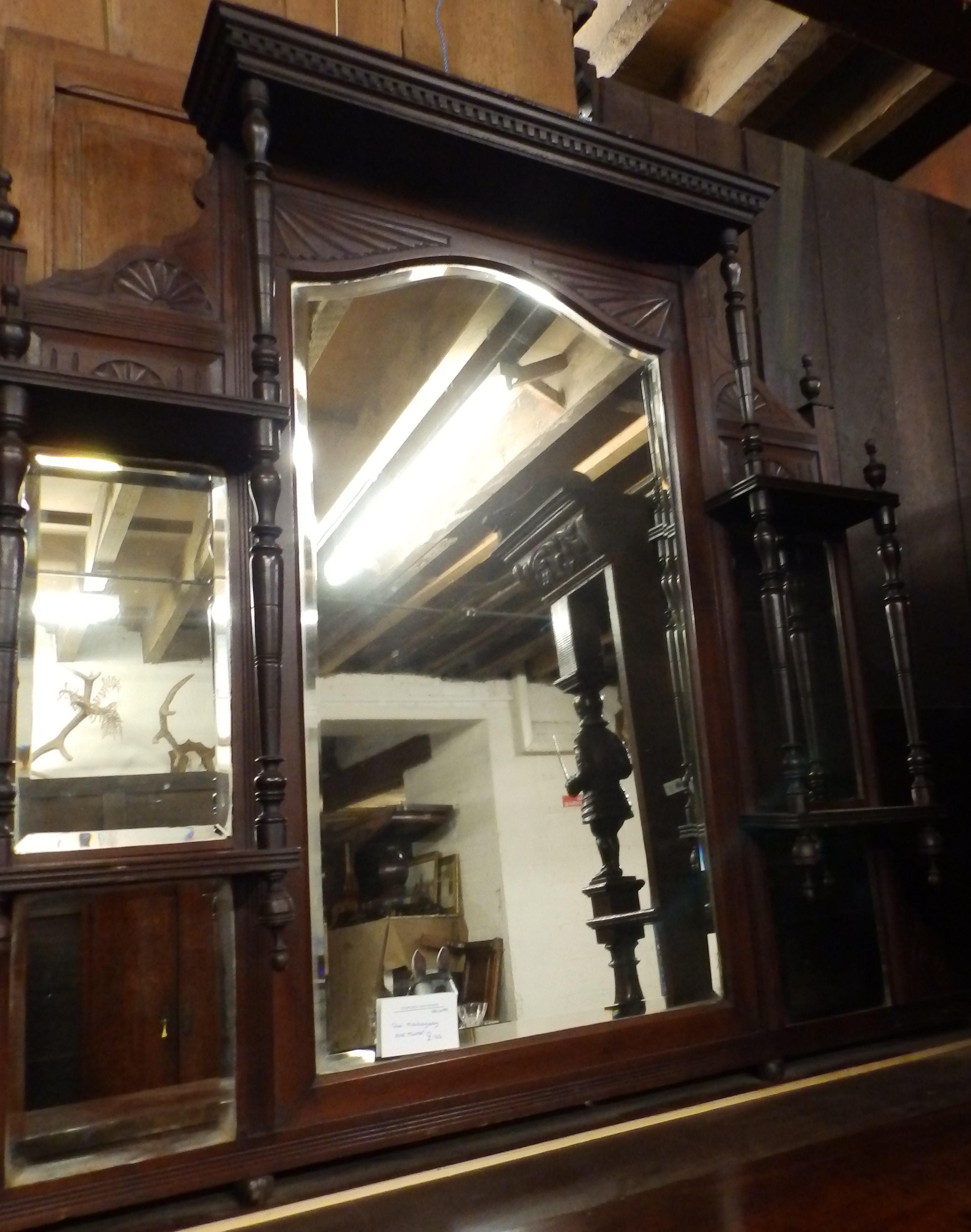 Victorian over-mirror