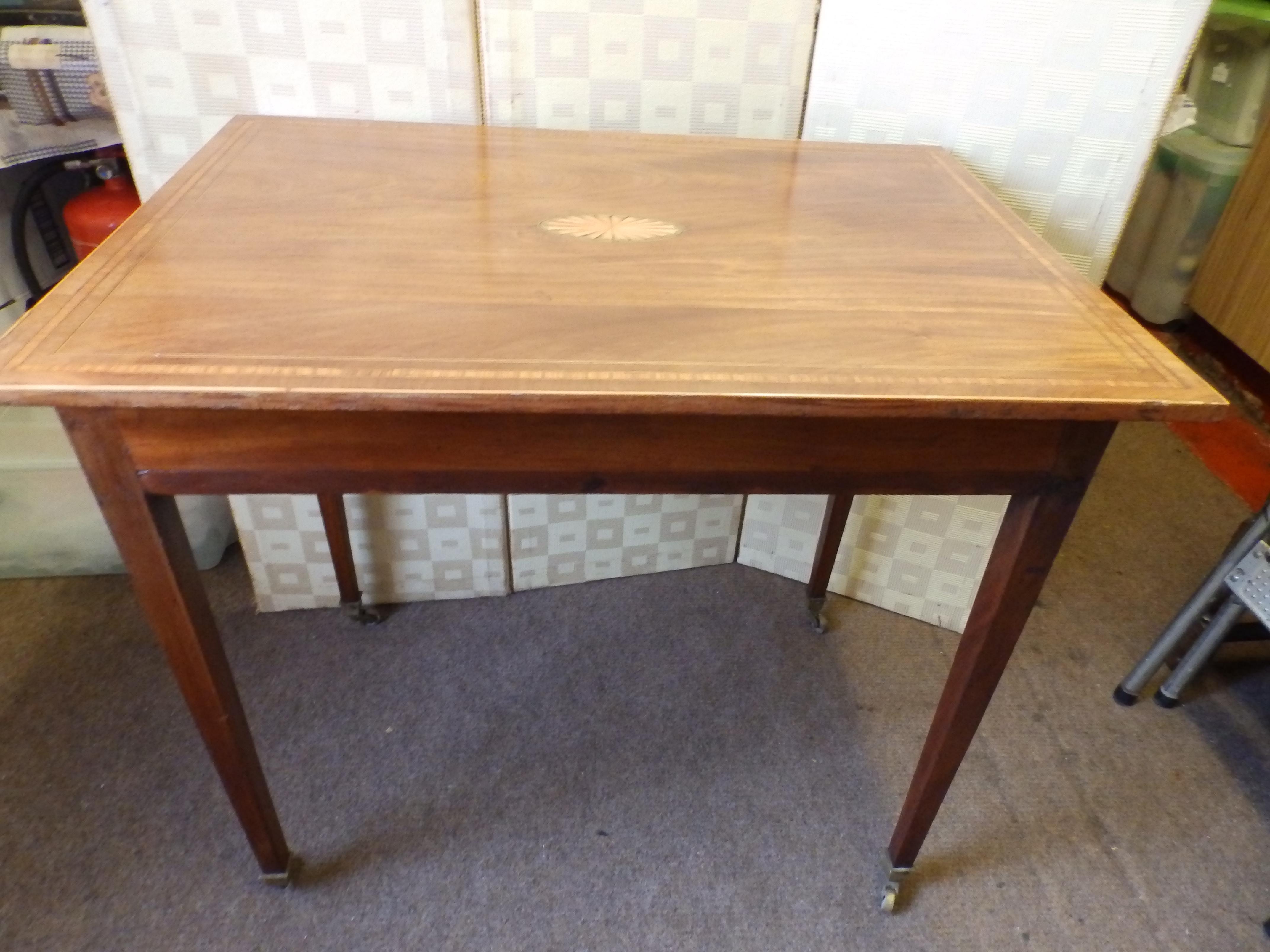 Edwardian side -table