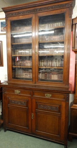 1900 bookcase