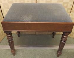 Edwardian stool