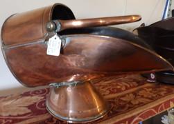Victorian coal bucket