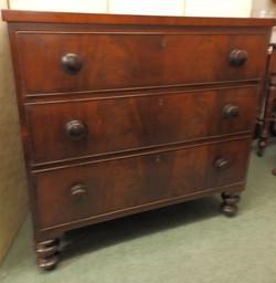 Victorian chest