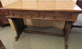 1900 oak table