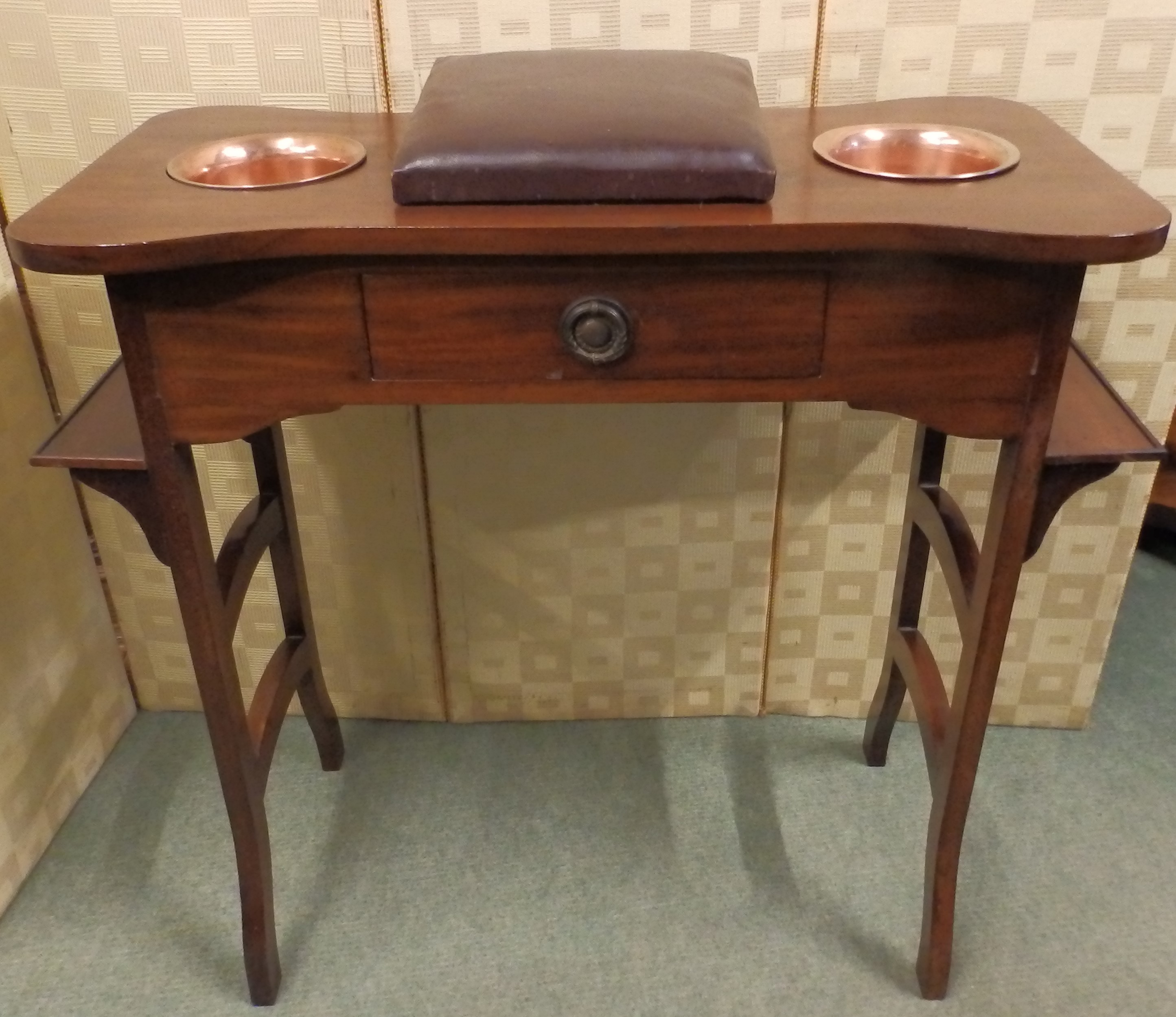 Edwardian manicure table