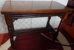Victorian card-table