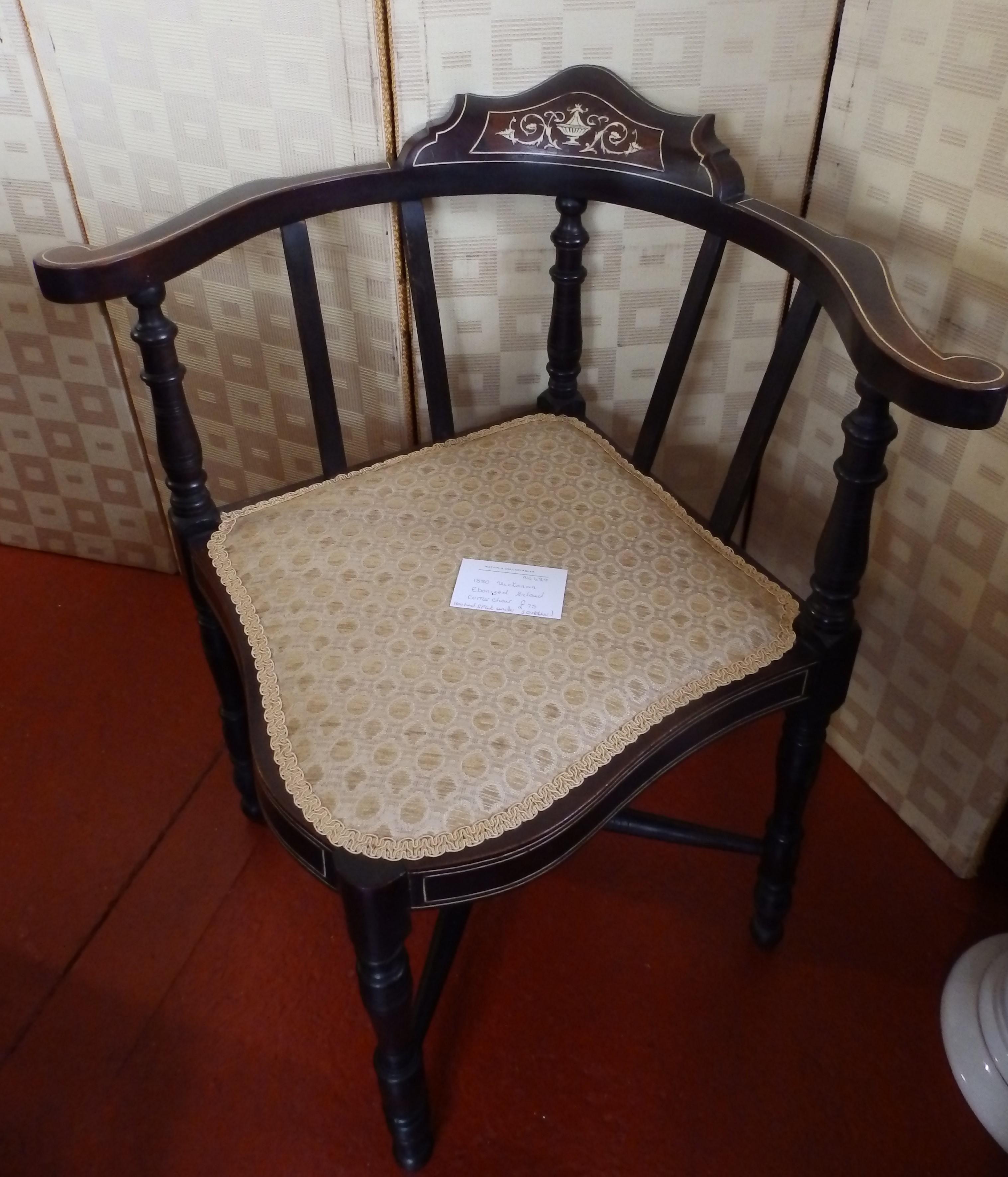 Victorian chair
