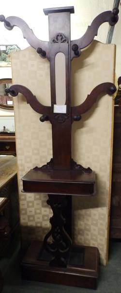 Victorian hallstand