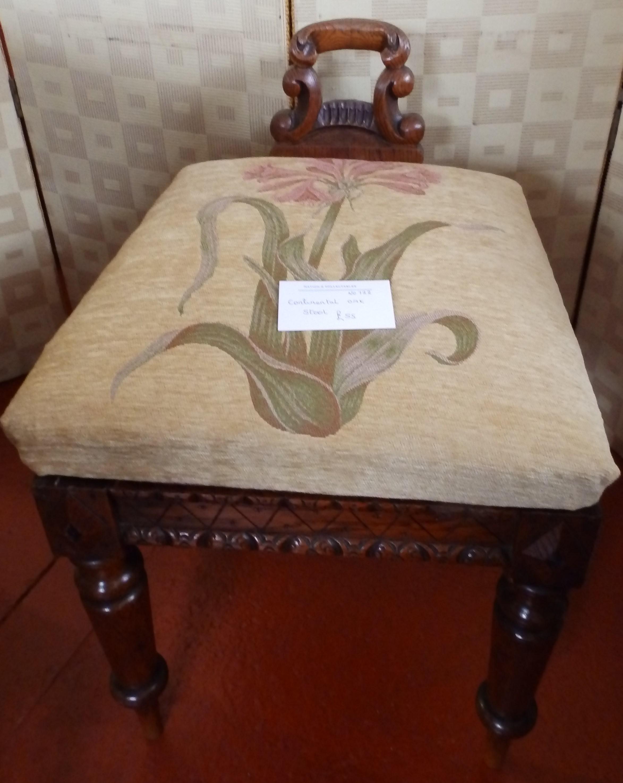 continental stool