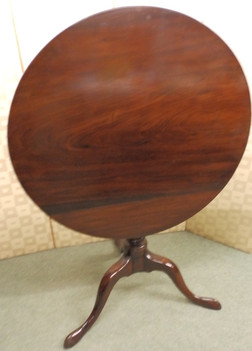Victorian tip-top table
