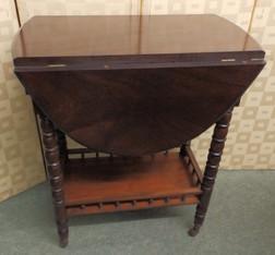 drop flap table
