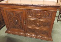 Victorian side-board