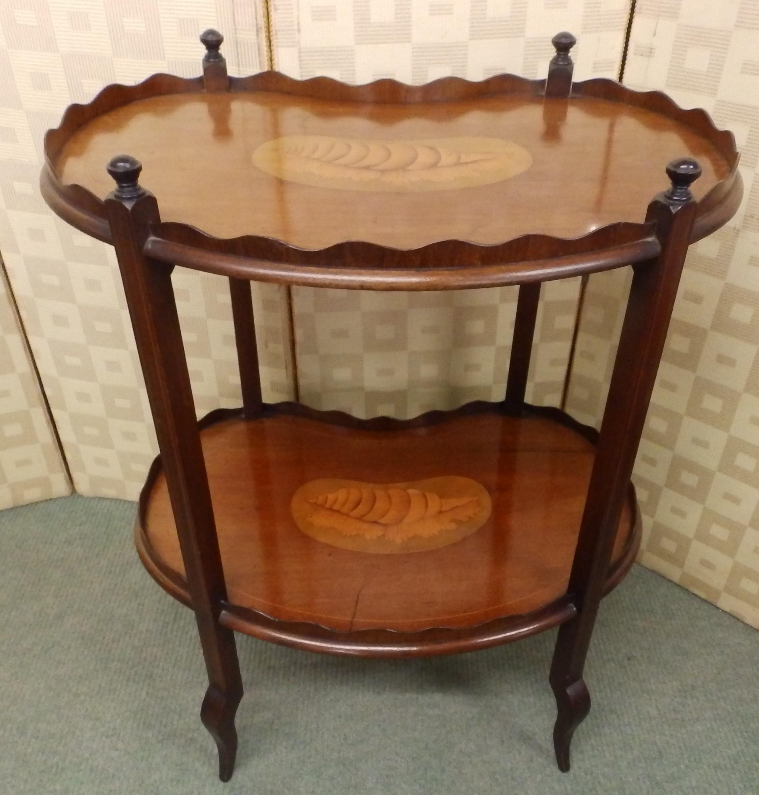 Edwardian table