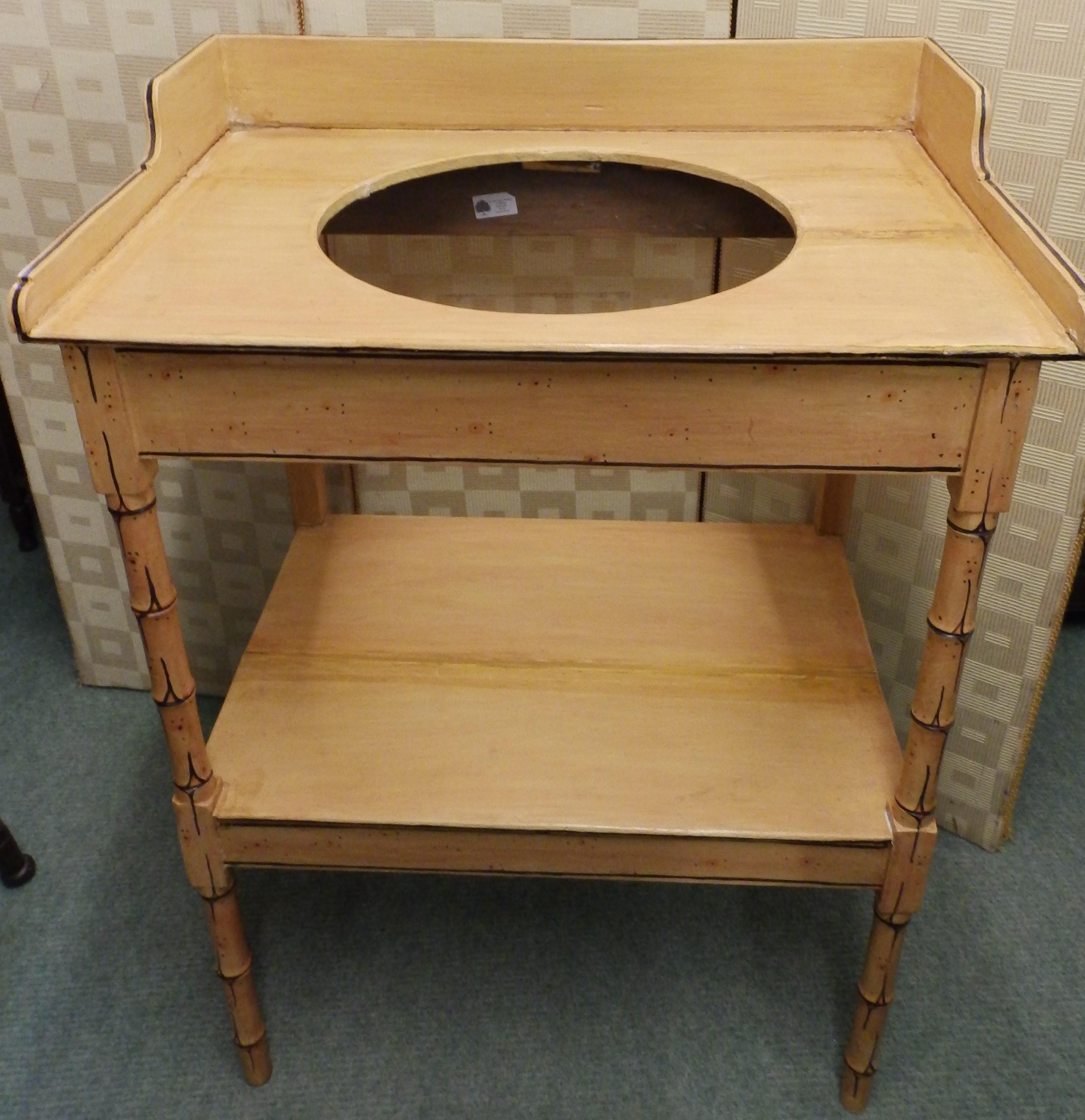 1800s wash-stand