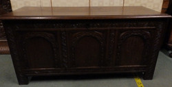 Late 1800s coffer