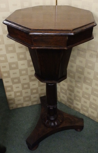 william 1v sewing table