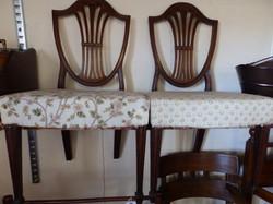 Georgian chairs
