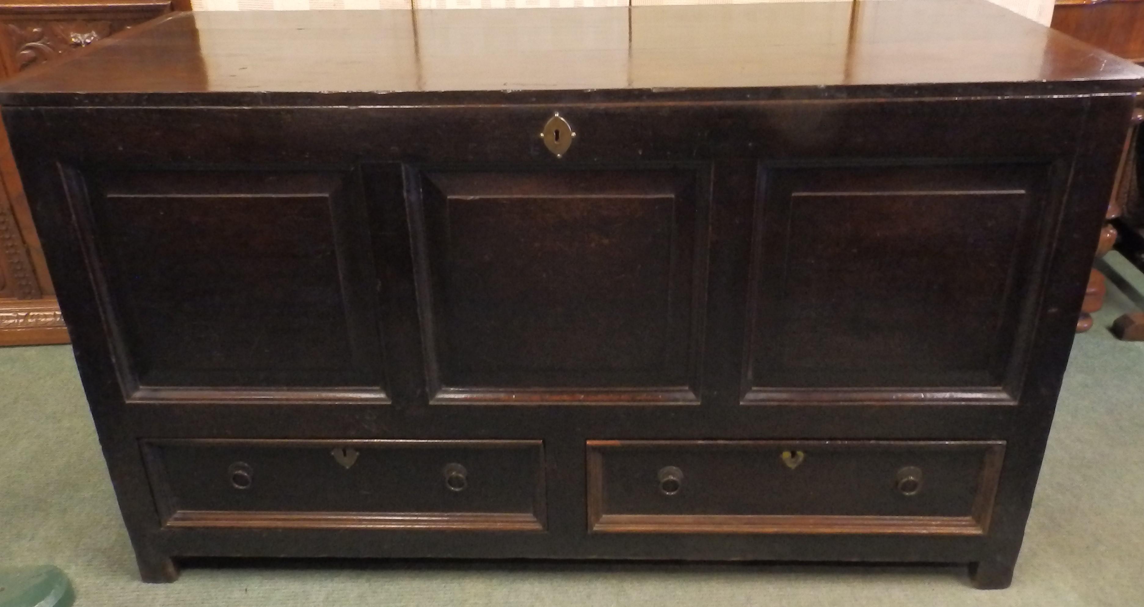 1740 mule chest