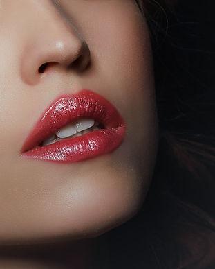 Labios en negrilla