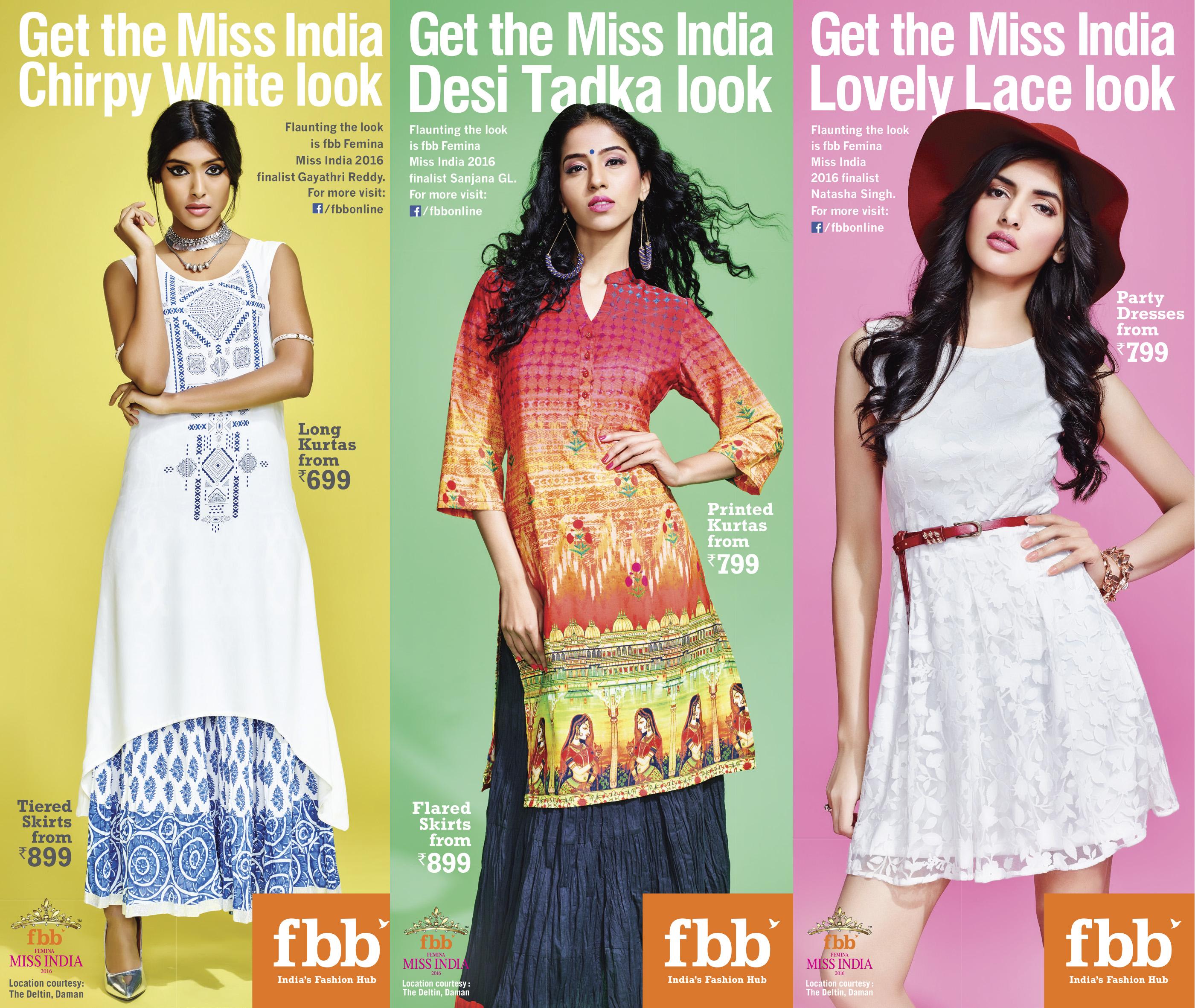 Miss India FBB