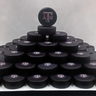 Hockey Puck Stack