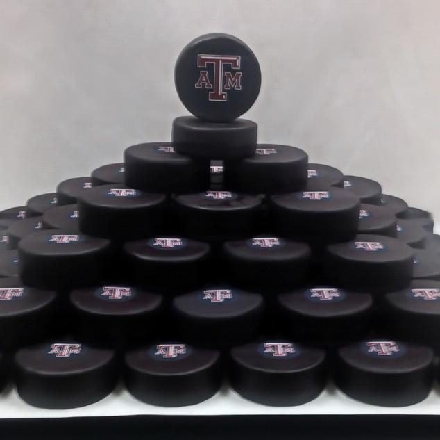 Hockey Puck Stack