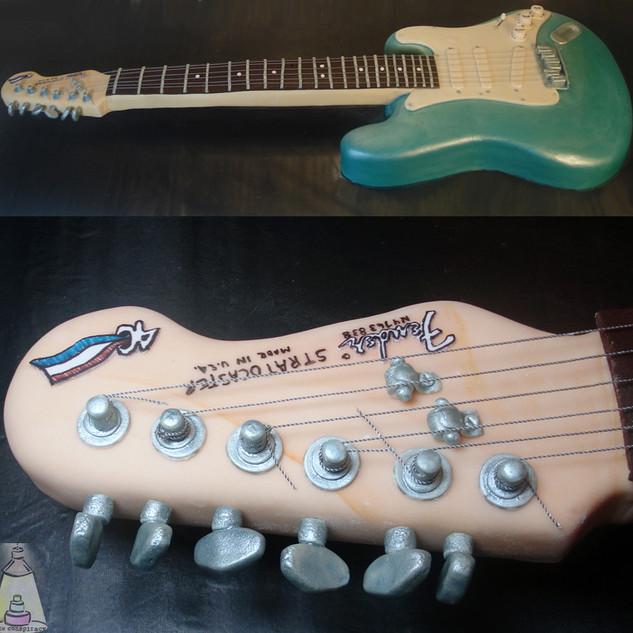 Fender Strat Cake