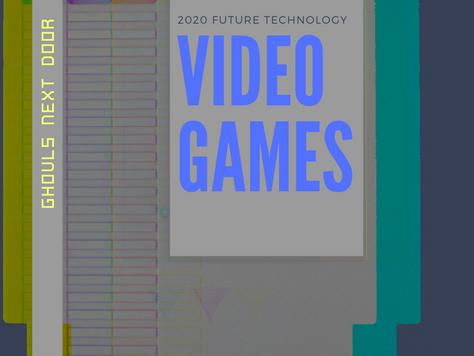 Future 2020: Video Games