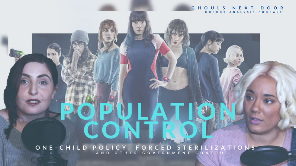 Horrors of Society: Population Control